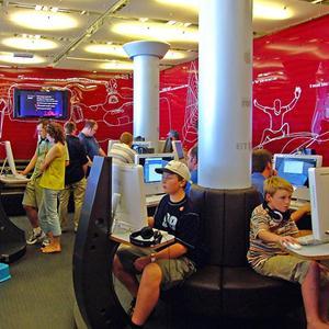 Интернет-кафе Конышевки