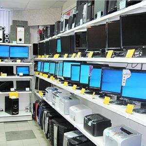 Компьютерные магазины Конышевки