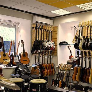 Музыкальные магазины Конышевки