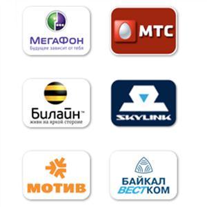Операторы сотовой связи Конышевки