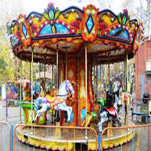 Парки культуры и отдыха Конышевки