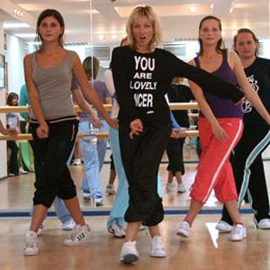 Школы танцев Конышевки
