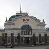 Железнодорожные вокзалы в Конышевке