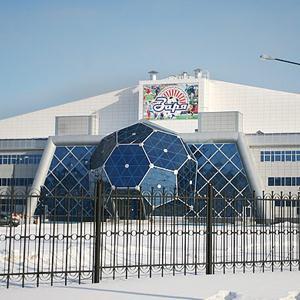Спортивные комплексы Конышевки