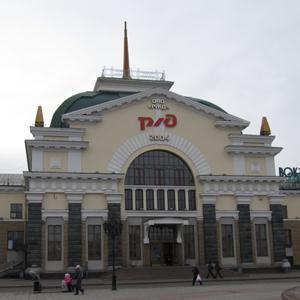 Железнодорожные вокзалы Конышевки