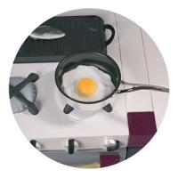 Кафе Молодежное - иконка «кухня» в Конышевке